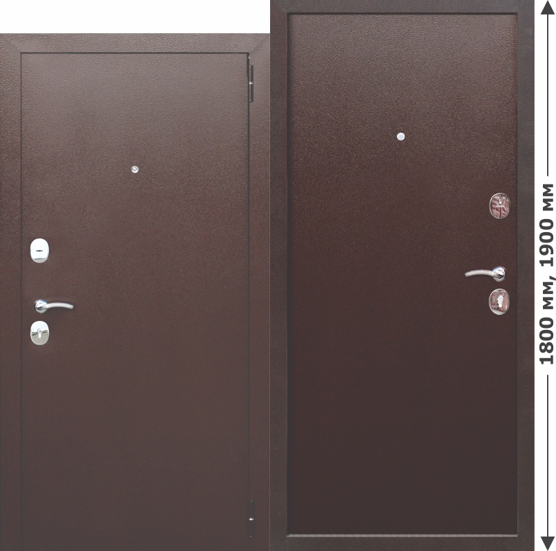 GARDA mini Металл/Металл