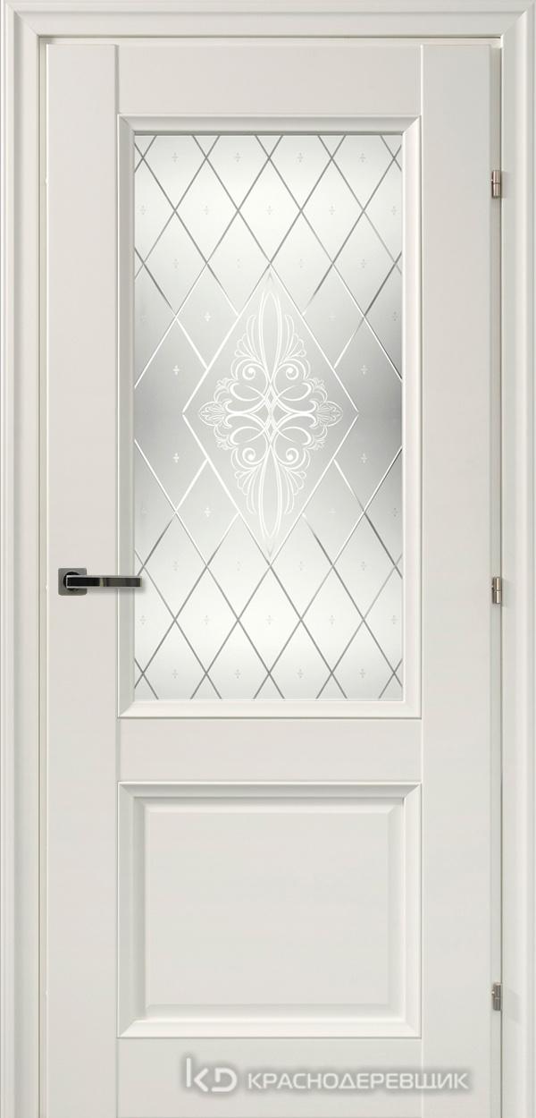 3000 БелыйCPL Дверь 3324Ф ДО 21- 9 (пр/л), с фурн., Роса