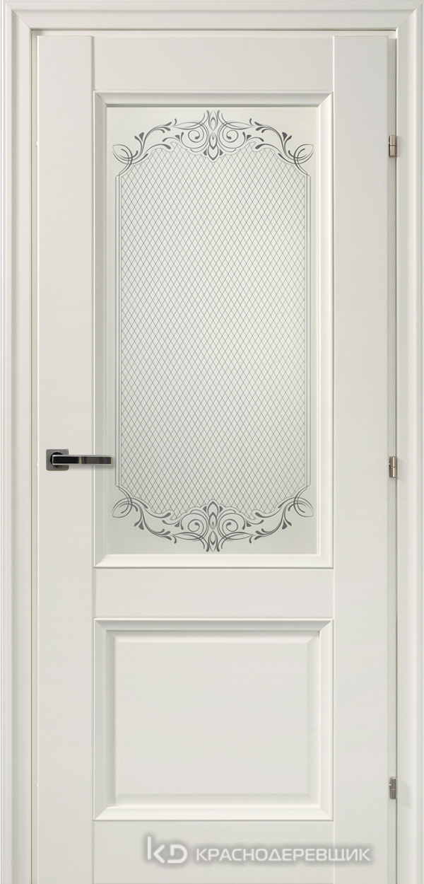 3000 БелыйCPL Дверь 3324Ф ДО 21- 9 (пр/л), с фурн., Денор