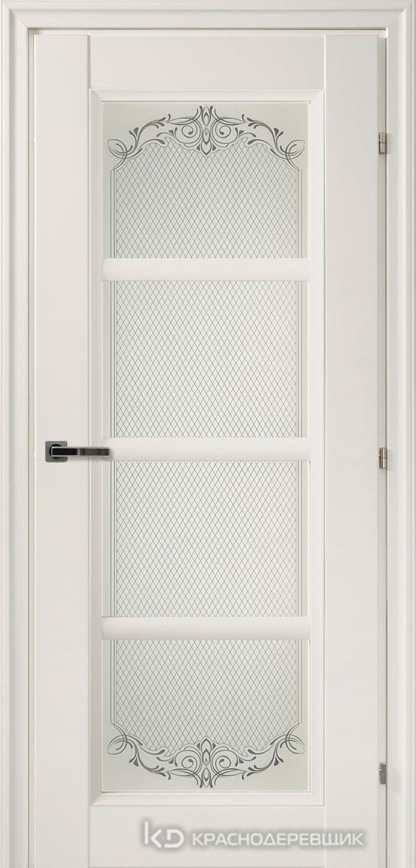 3000 БелыйCPL Дверь 3340 ДО 21- 9 (пр/л), с фурн., Денор