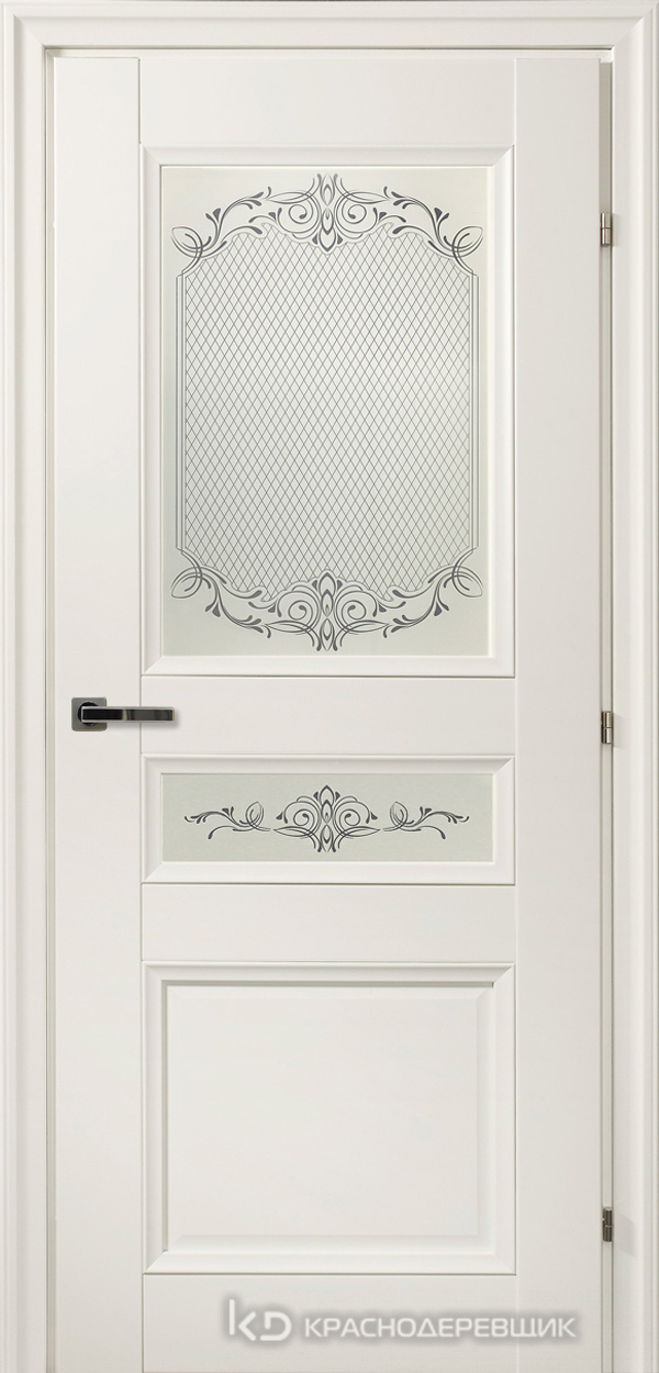 3000 БелыйCPL Дверь 3344Ф ДО 21- 9 (пр/л), с фурн., Денор