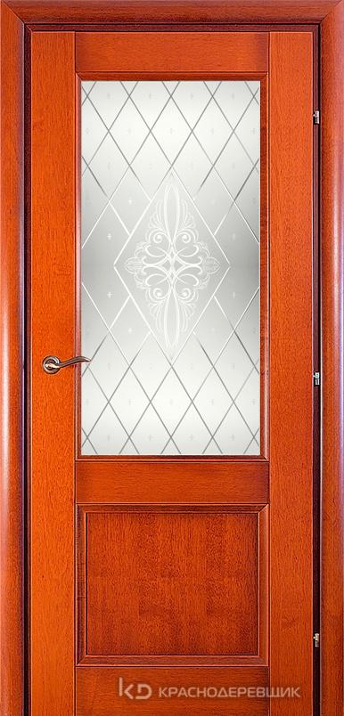 3000 БразГруша Дверь 3324 ДО 21- 9 (пр/л), с фурн., Роса
