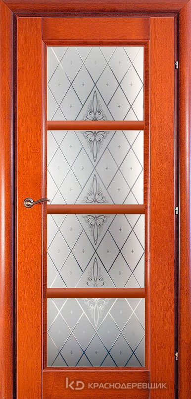 3000 БразГруша Дверь 3340 ДО 21- 9 (пр/л), с фурн., Роса
