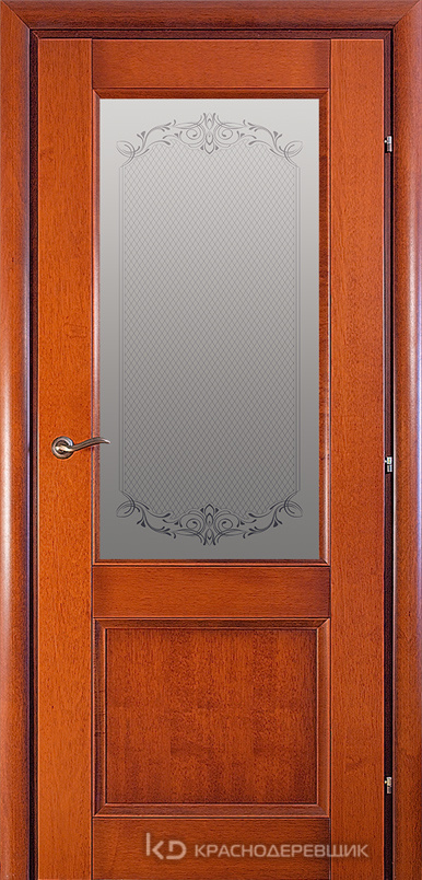 3000 БразГруша Дверь 3324 ДО 21- 9 (пр/л), с фурн., Денор