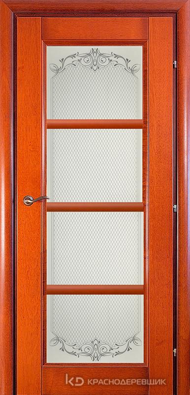 3000 БразГруша Дверь 3340 ДО 21- 9 (пр/л), с фурн., Денор