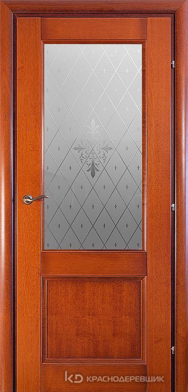 3000 БразГруша Дверь 3324 ДО 21- 9 (пр/л), с фурн., Торшон