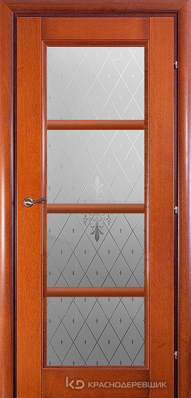 3000 БразГруша Дверь 3340 ДО 21- 9 (пр/л), с фурн., Торшон