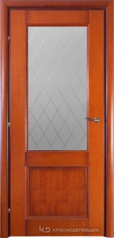 3000 БразГруша Дверь 3324 ДО 21- 9 (пр/л), с фурн., Кристалл
