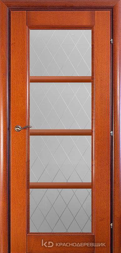 3000 БразГруша Дверь 3340 ДО 21- 9 (пр/л), с фурн., Кристалл