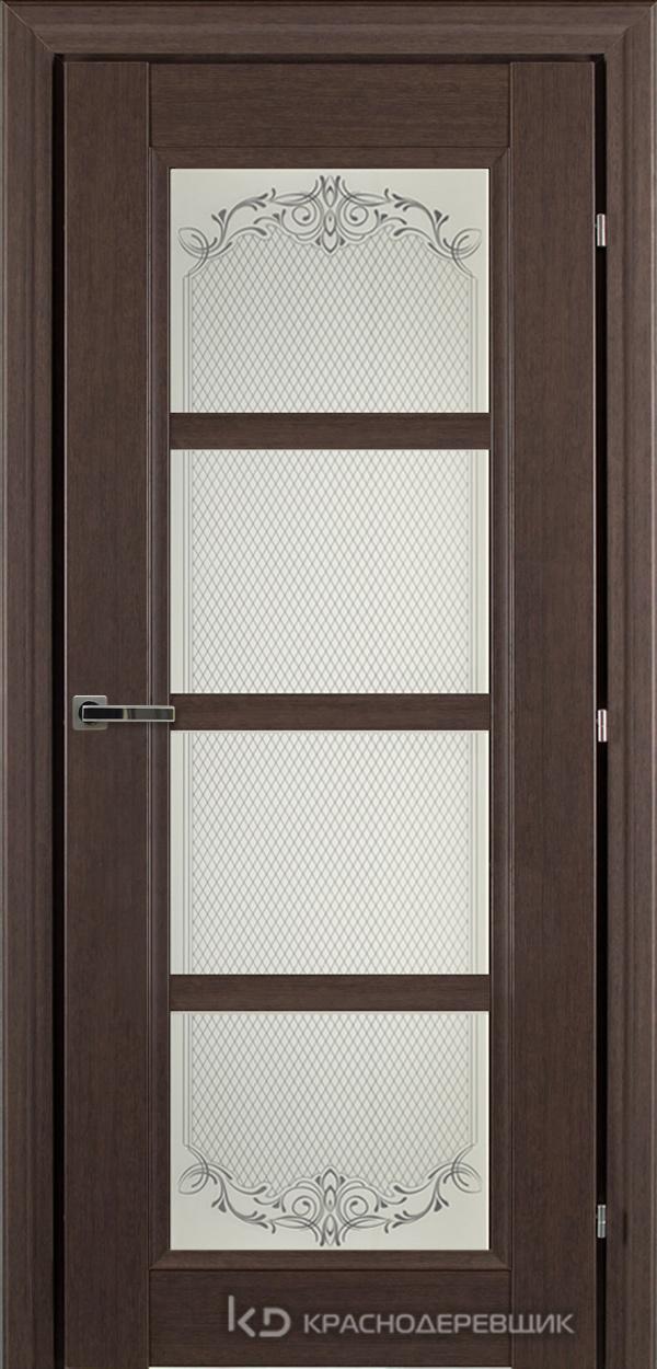 3000 ЧДубS Дверь 3340 ДО 21- 9 (пр/л), с фурн., Денор