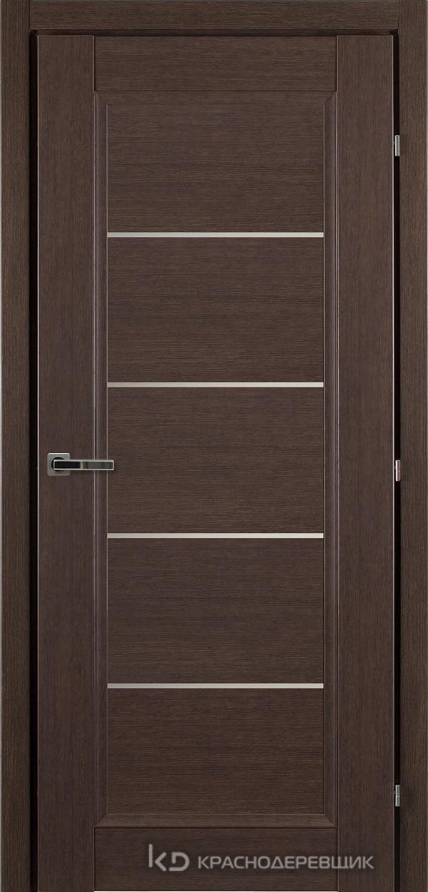 3000 ЧДубS Дверь 3352 ДО 21- 9 (пр/л), с фурн. ХРОМ