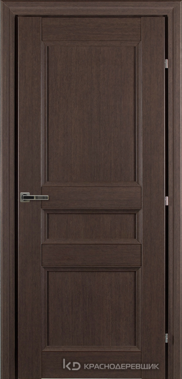 3000 ЧДубS Дверь 3343 ДГ 21- 9 (пр/л), с фурн.