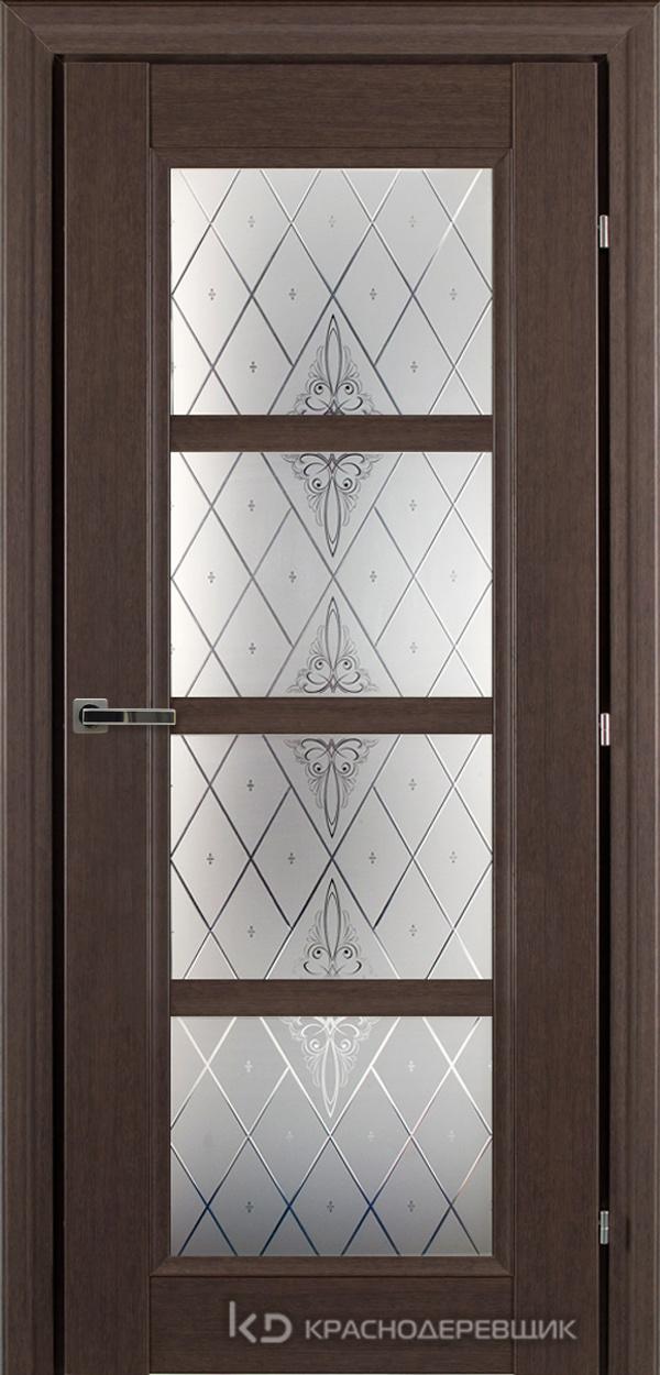 3000 ЧДубS Дверь 3340 ДО 21- 9 (пр/л), с фурн., Роса