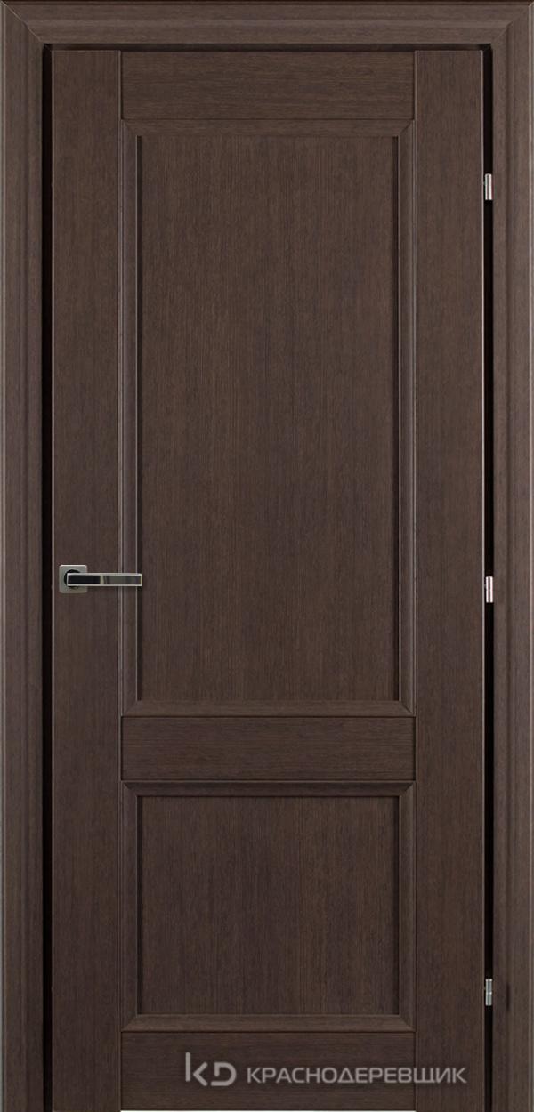 3000 ЧДубS Дверь 3323 ДГ 21- 9 (пр/л), с фурн.