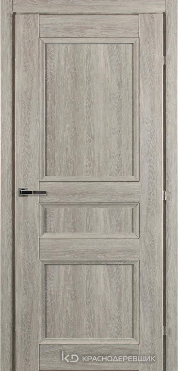 3000 ДубПепельныйS Дверь 3343 ДГ 21- 9 (пр/л), с фурн.