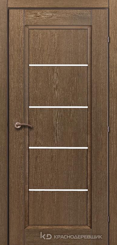 3000 ДубРиэльCPL Дверь 3352 ДО 21- 9 (пр/л), с фурн.