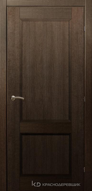 3000 ДубШервудCPL Дверь 3323 ДГ 21- 9 (пр/л), с фурн.