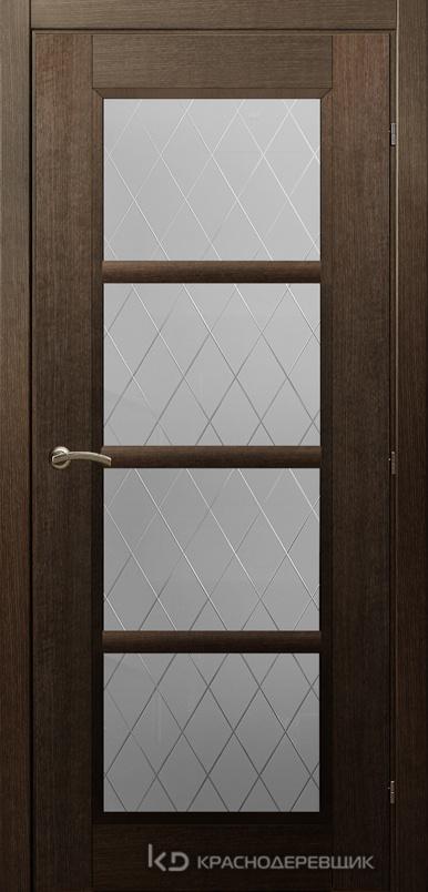 3000 ДубШервудCPL Дверь 3340 ДО 21- 9 (пр/л), с фурн., Кристалл