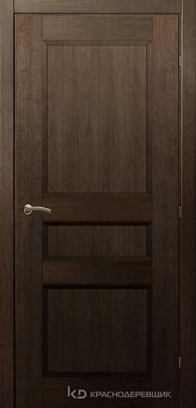 3000 ДубШервудCPL Дверь 3343 ДГ 21- 9 (пр/л), с фурн.