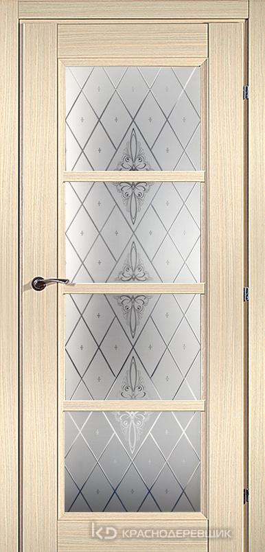 3000 ДубВыбS Дверь 3340 ДО 21- 9 (пр/л), с фурн., Роса