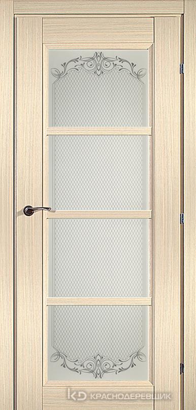 3000 ДубВыбS Дверь 3340 ДО 21- 9 (пр/л), с фурн., Денор