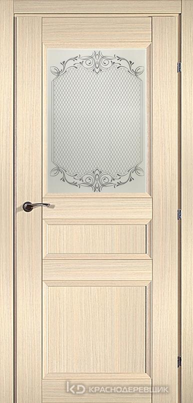 3000 ДубВыбS Дверь 3342 ДО 21- 9 (пр/л), с фурн., Денор