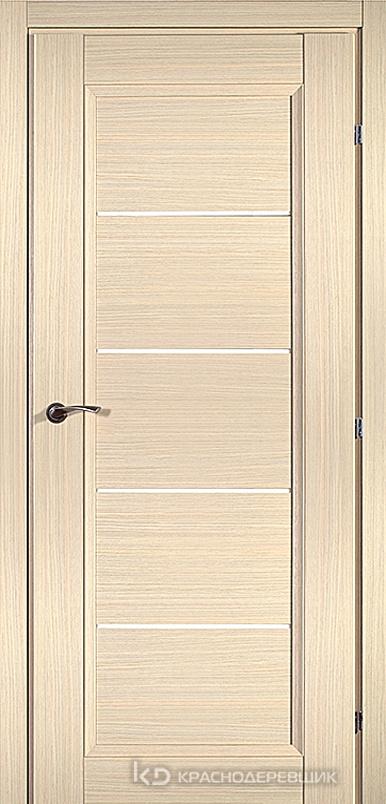 3000 ДубВыбS Дверь 3352 ДО 21- 9 (пр/л), с фурн. ХРОМ