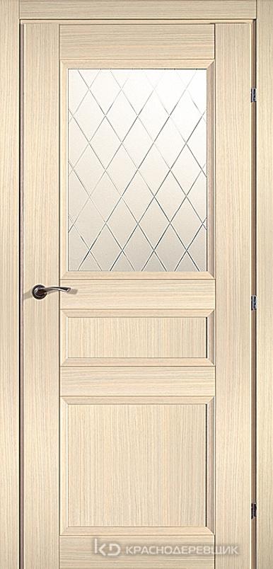 3000 ДубВыбS Дверь 3342 ДО 21- 9 (пр/л), с фурн., Кристалл