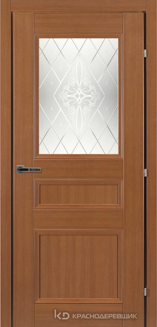 3000 ГрОрехCPL Дверь 3342 ДО 21- 9 (пр/л), с фурн., Роса