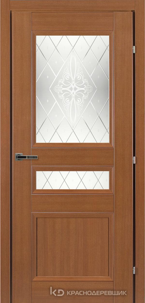3000 ГрОрехCPL Дверь 3344 ДО 21- 9 (пр/л), с фурн., Роса