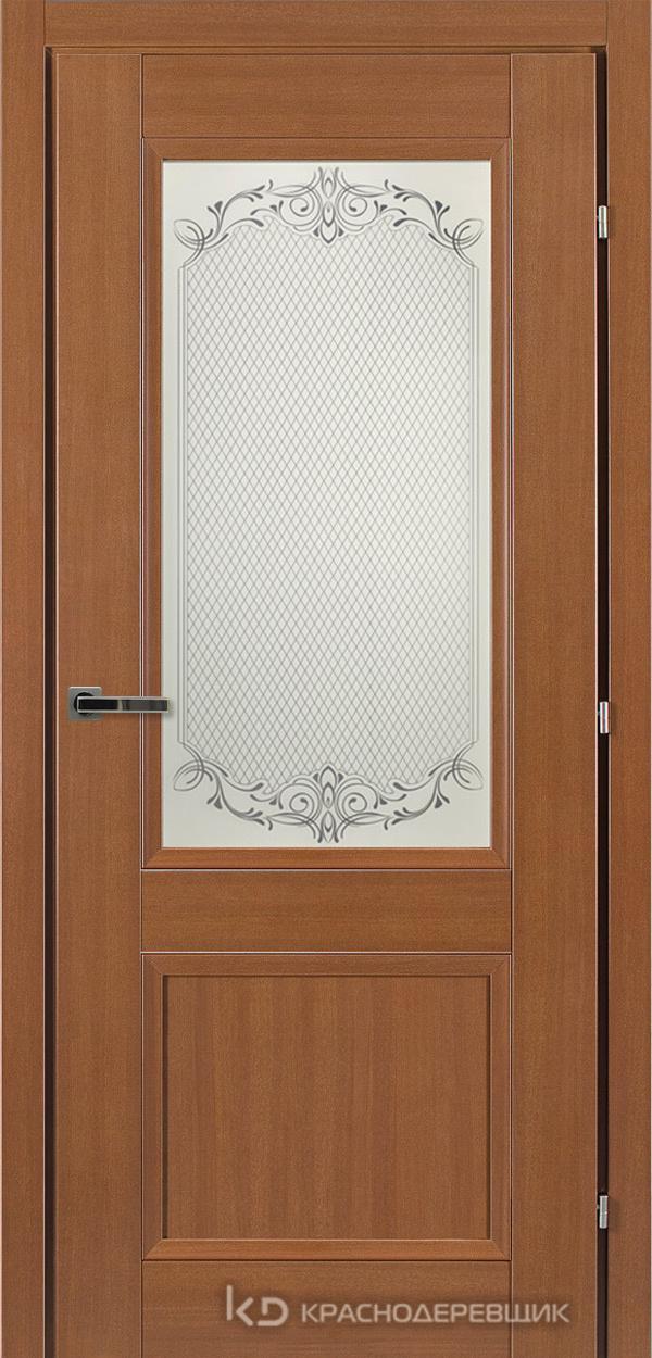 3000 ГрОрехCPL Дверь 3324 ДО 21- 9 (пр/л), с фурн., Денор