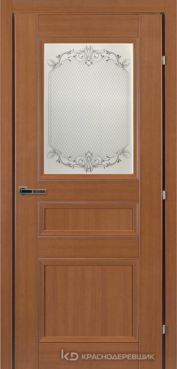 3000 ГрОрехCPL Дверь 3342 ДО 21- 9 (пр/л), с фурн., Денор