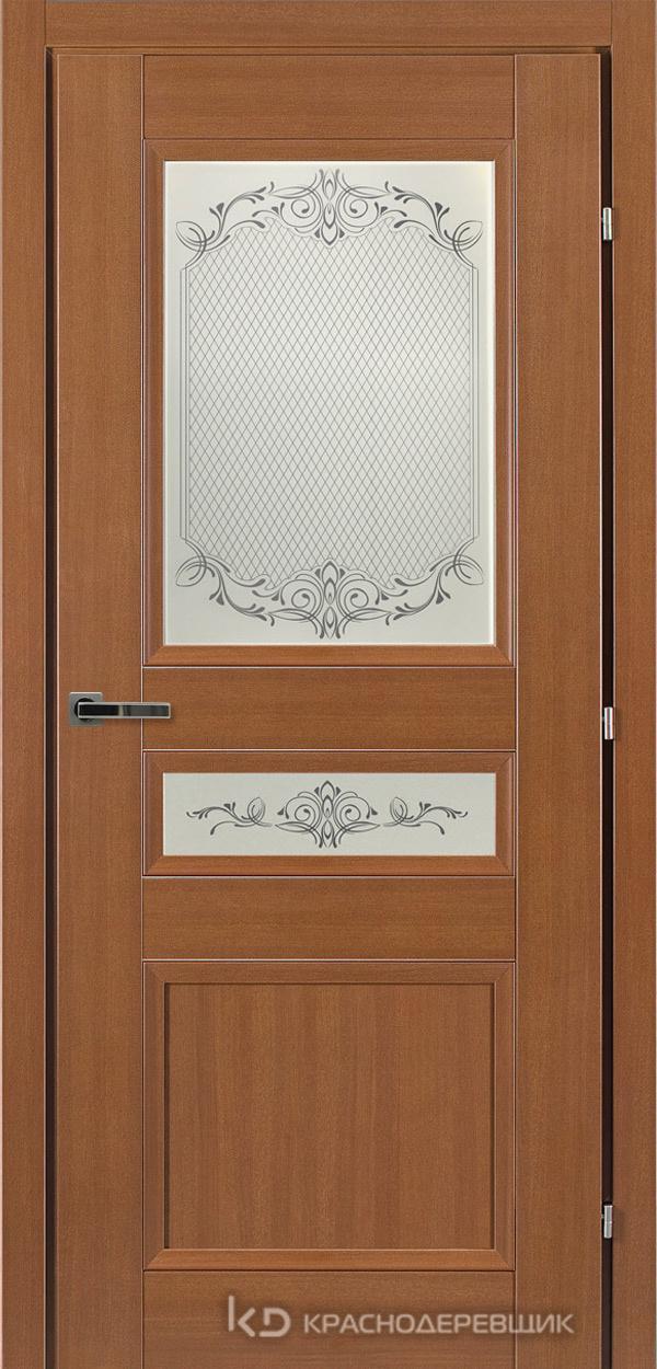 3000 ГрОрехCPL Дверь 3344 ДО 21- 9 (пр/л), с фурн., Денор