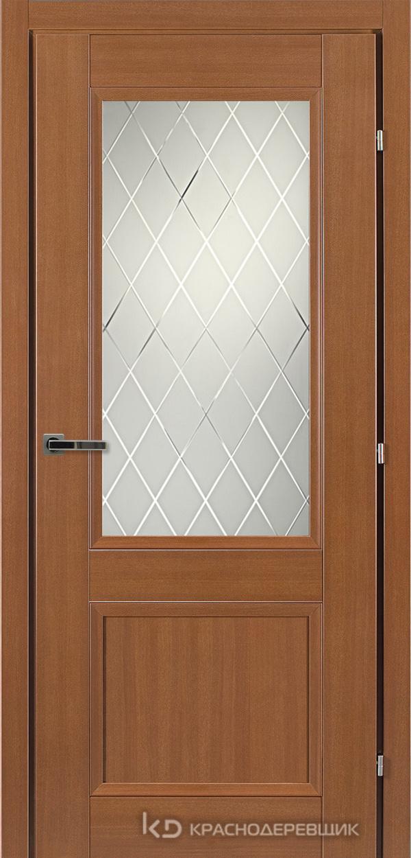 3000 ГрОрехCPL Дверь 3324 ДО 21- 9 (пр/л), с фурн., Кристалл