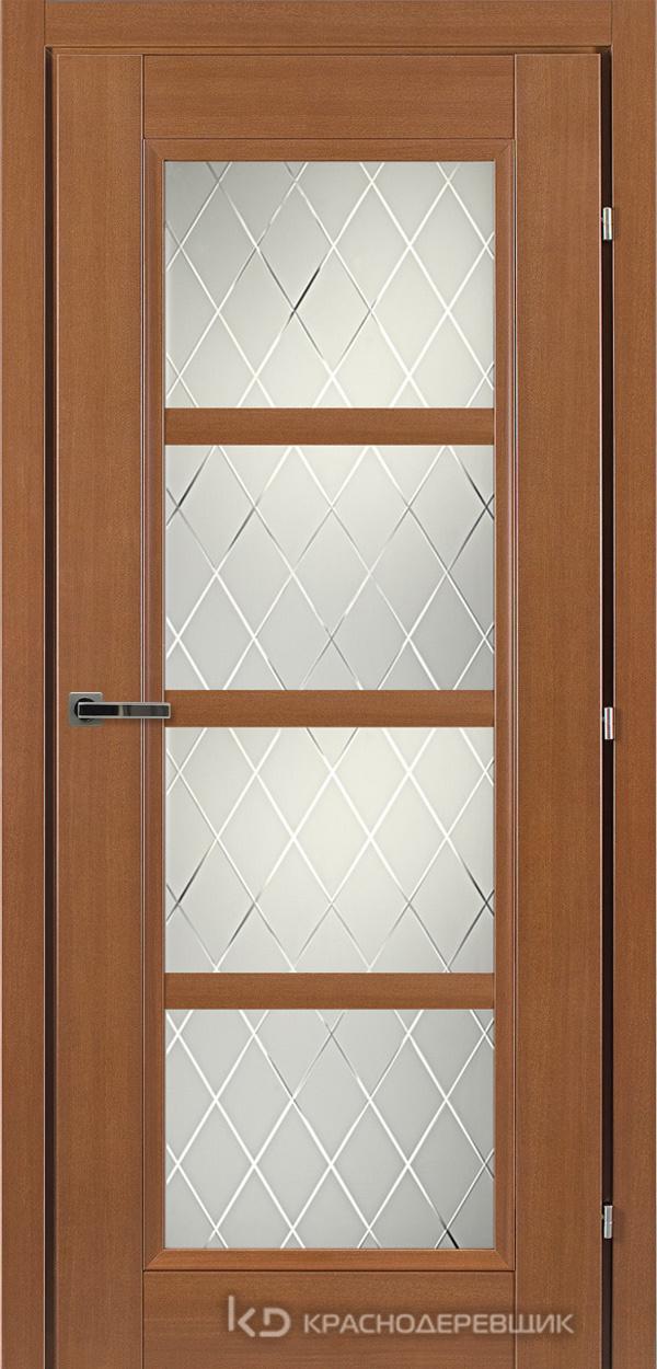 3000 ГрОрехCPL Дверь 3340 ДО 21- 9 (пр/л), с фурн., Кристалл