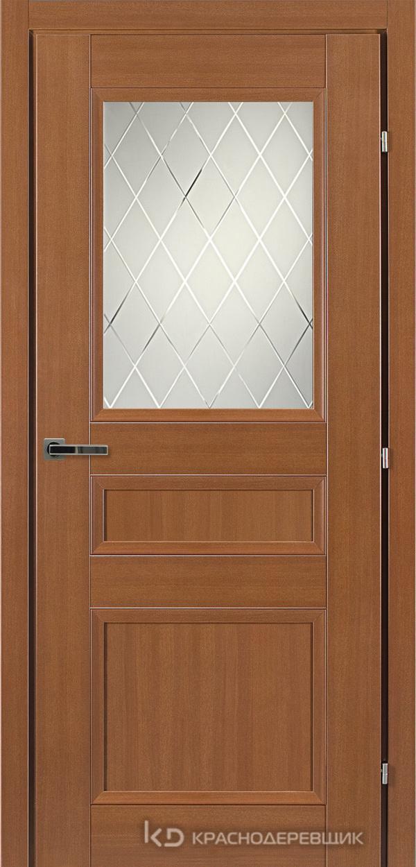 3000 ГрОрехCPL Дверь 3342 ДО 21- 9 (пр/л), с фурн., Кристалл