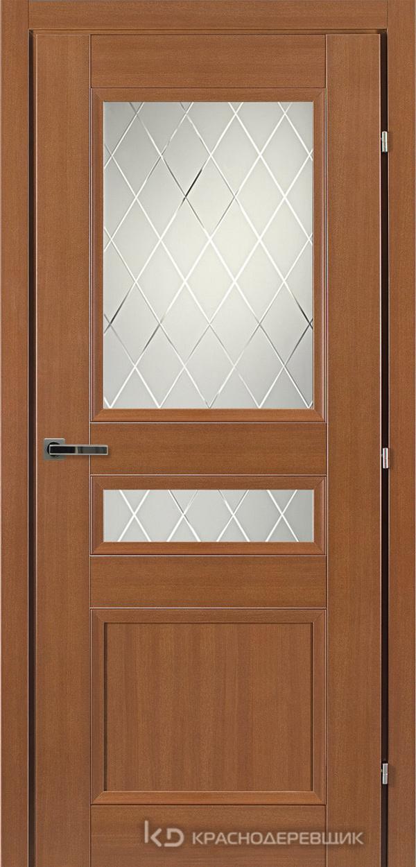 3000 ГрОрехCPL Дверь 3344 ДО 21- 9 (пр/л), с фурн., Кристалл