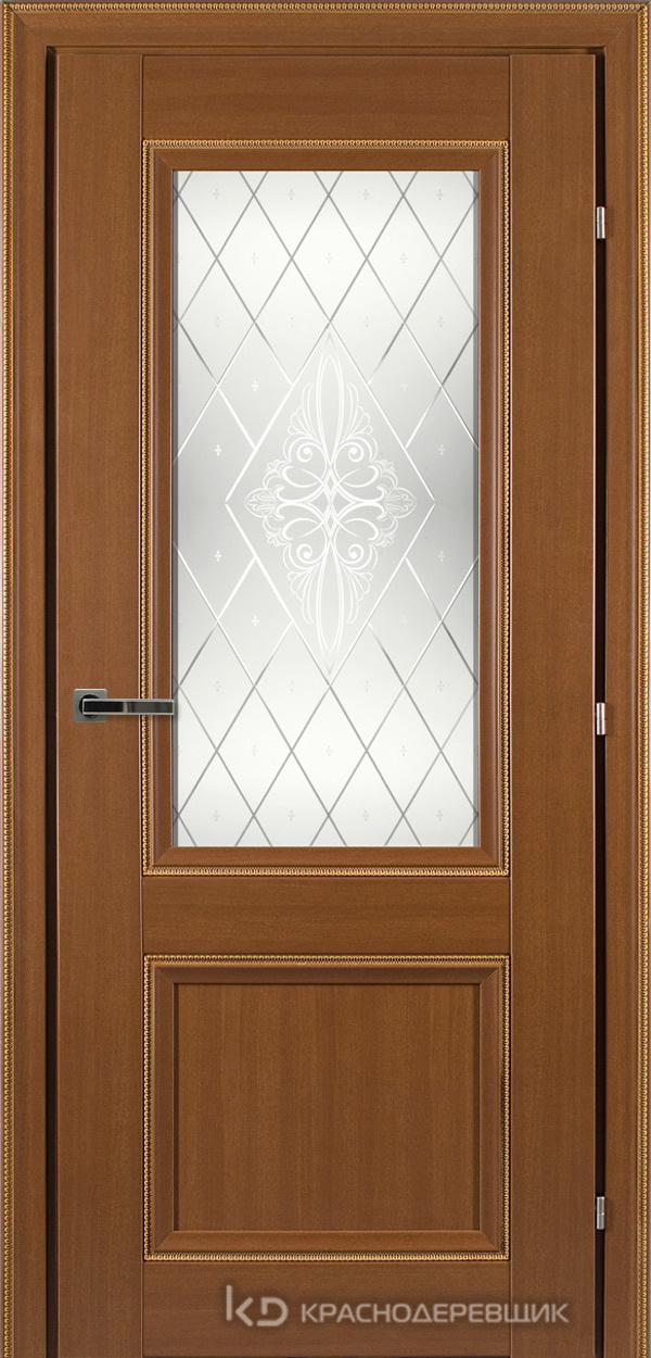 3000 ГрОрехДекорКосичкаCPL Дверь 3324 ДО 21- 9 (пр/л), с фурн., Роса