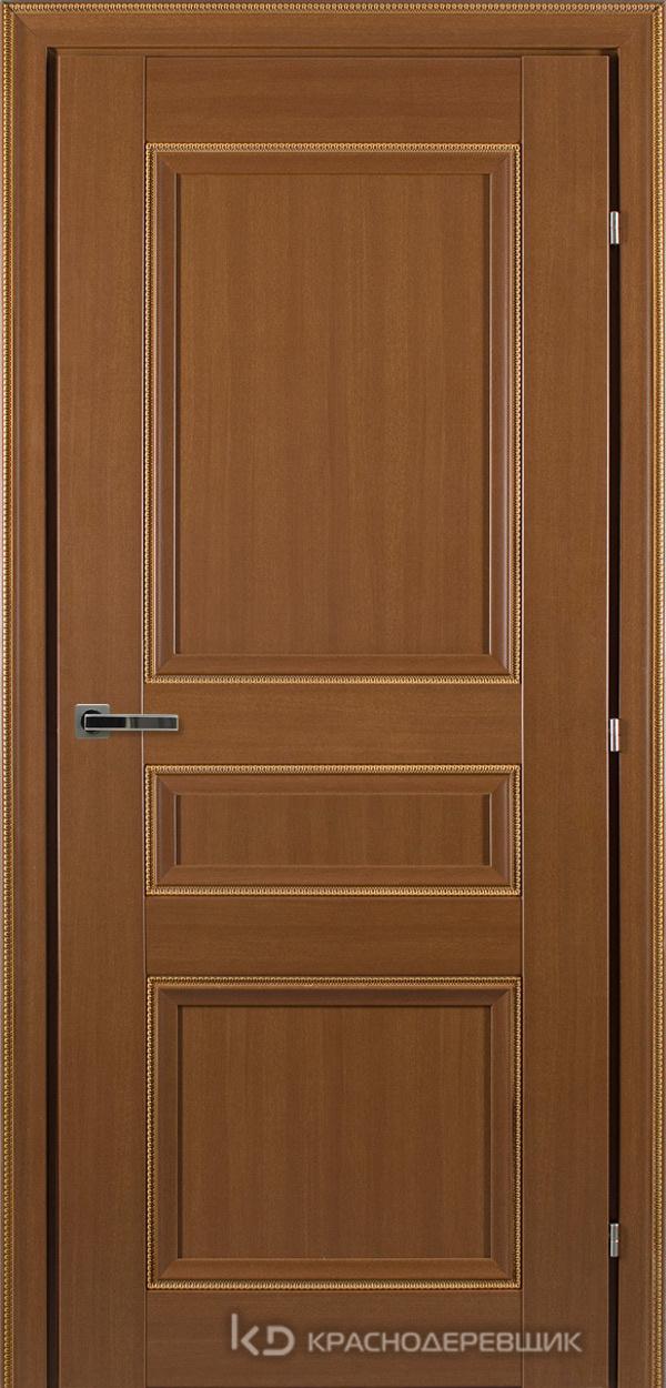 3000 ГрОрехДекорКосичкаCPL Дверь 3343 ДГ 21- 9 (пр/л), с фурн.