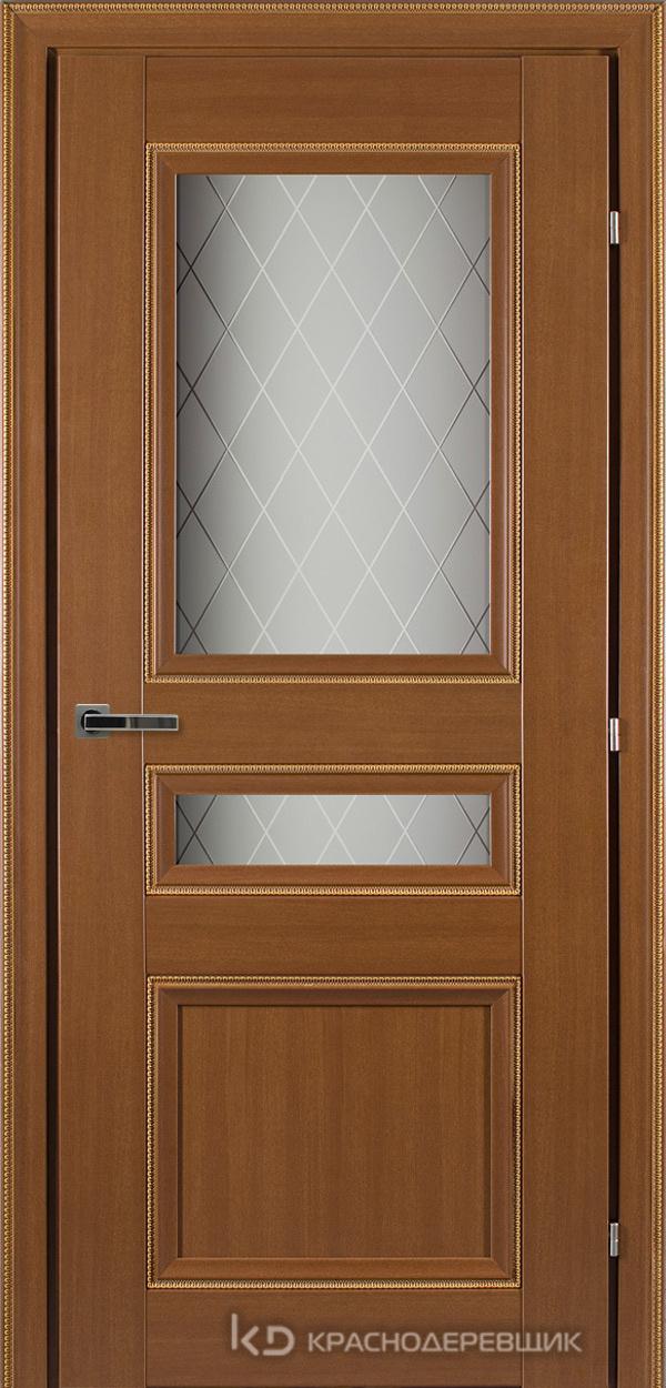 3000 ГрОрехДекорКосичкаCPL Дверь 3344 ДО 21- 9 (пр/л), с фурн., Кристалл