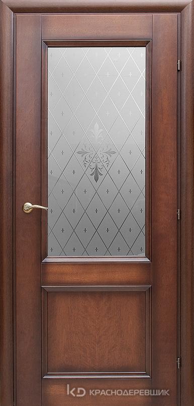 3000 Кофе Дверь 3324 ДО 21- 9 (пр/л), с фурн., Торшон