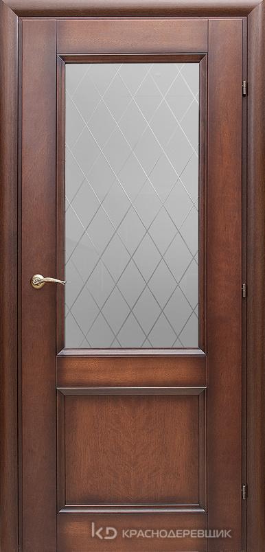 3000 Кофе Дверь 3324 ДО 21- 9 (пр/л), с фурн., Кристалл