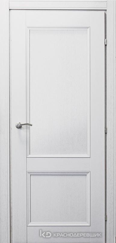 3000 ШпонДубаЭмальБелый Дверь 3323 ДГ 21- 9 (пр/л), с фурн.