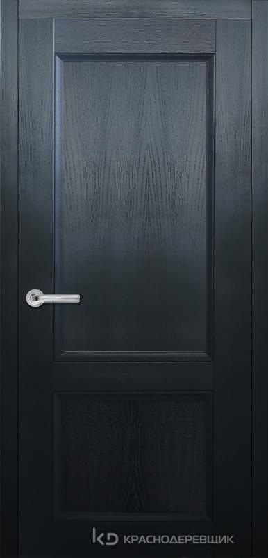 3000 ШпонДубаЭмальЧерный Дверь 3323 ДГ 21- 9 (пр/л), с фурн.