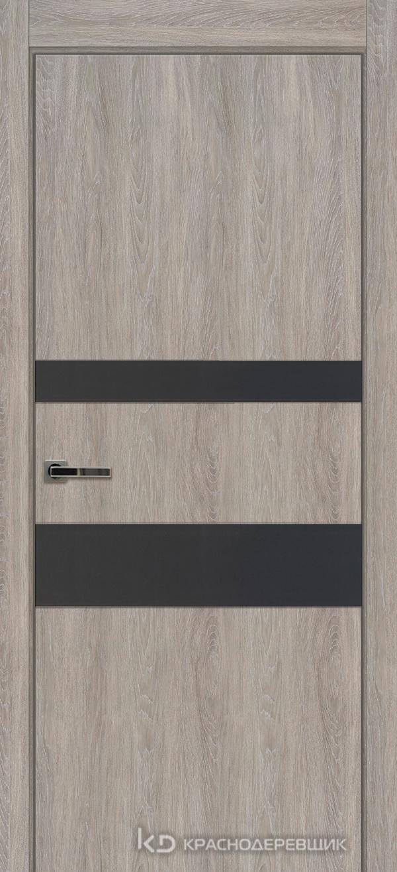 400 Пепельный вертик Дверь 403 ДО 21- 9, Lacobel Silver