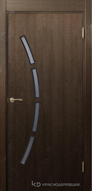 400 ДубШервуд Дверь 424 ДО21- 9, АкрилВКЛ