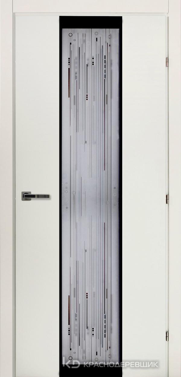 5000 БелыйCPL Дверь 5004 ДО 21- 9, Матрица ВКЛ350 с фурн.
