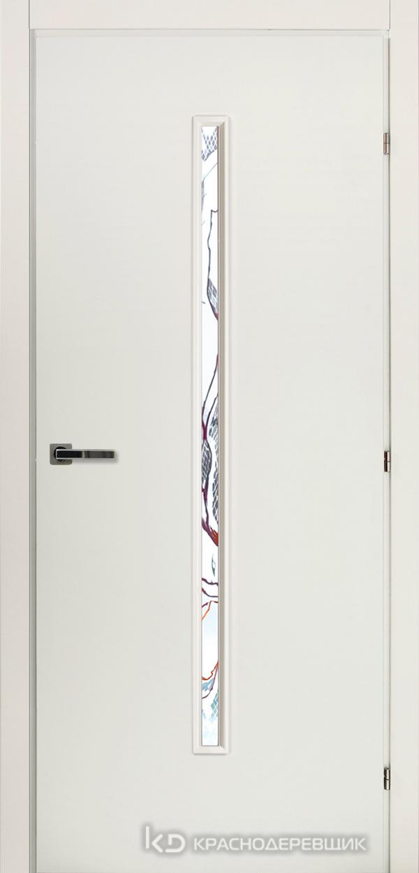 5000 БелыйCPL Дверь 5033 ДО 21- 9 (пр/л), с фурн., Лиа