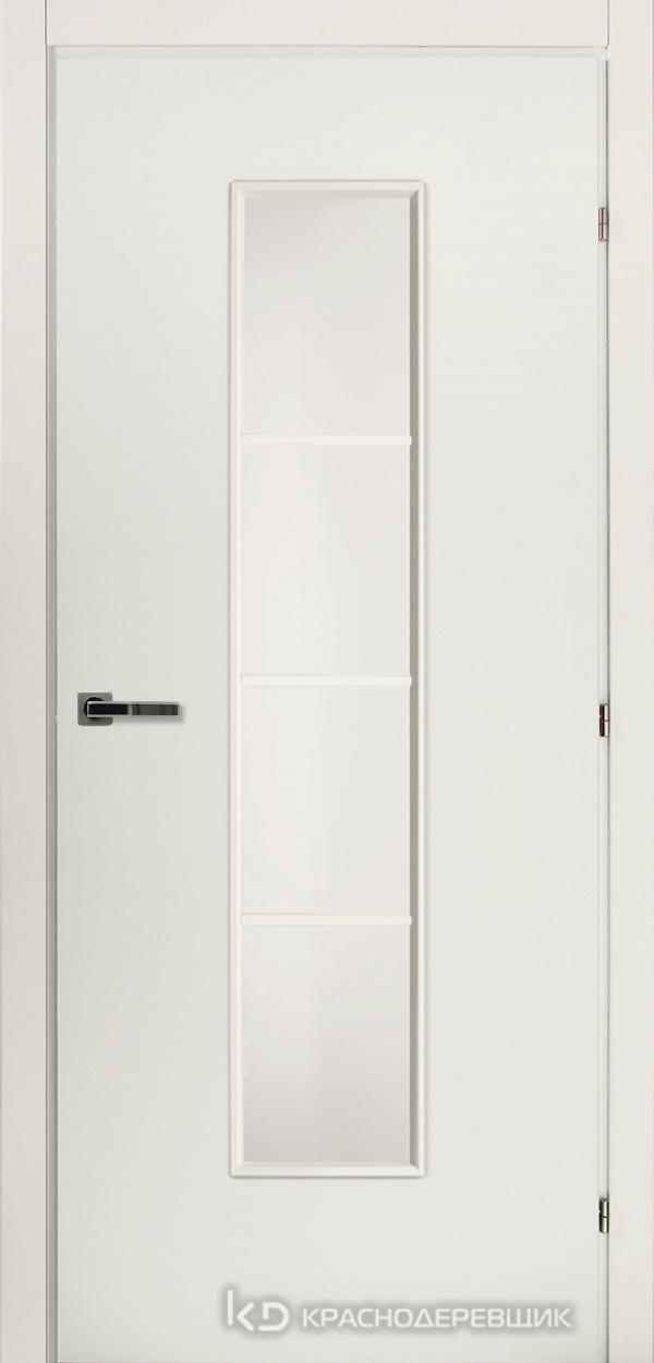 5000 БелыйCPL Дверь 5066 ДО 21- 9 (пр/л), с фурн., Сатин