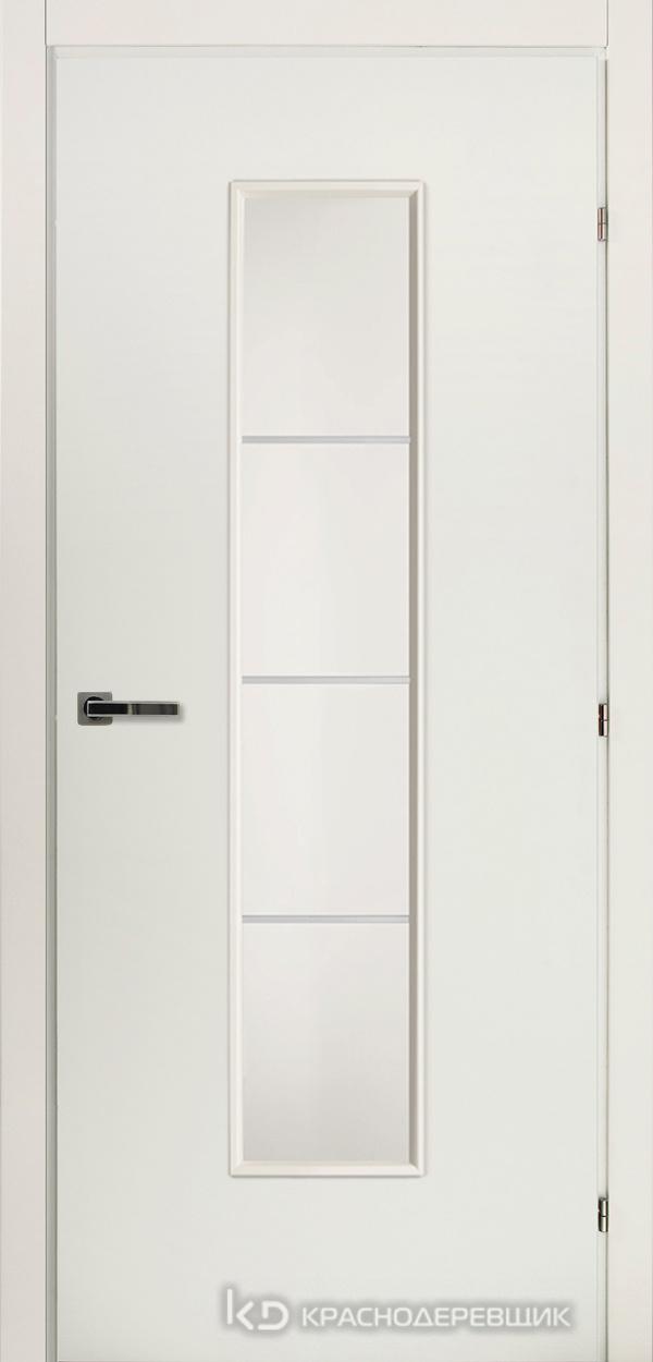 5000 БелыйCPL Дверь 5066М ДО 21- 9 (пр/л), с фурн., Сатин